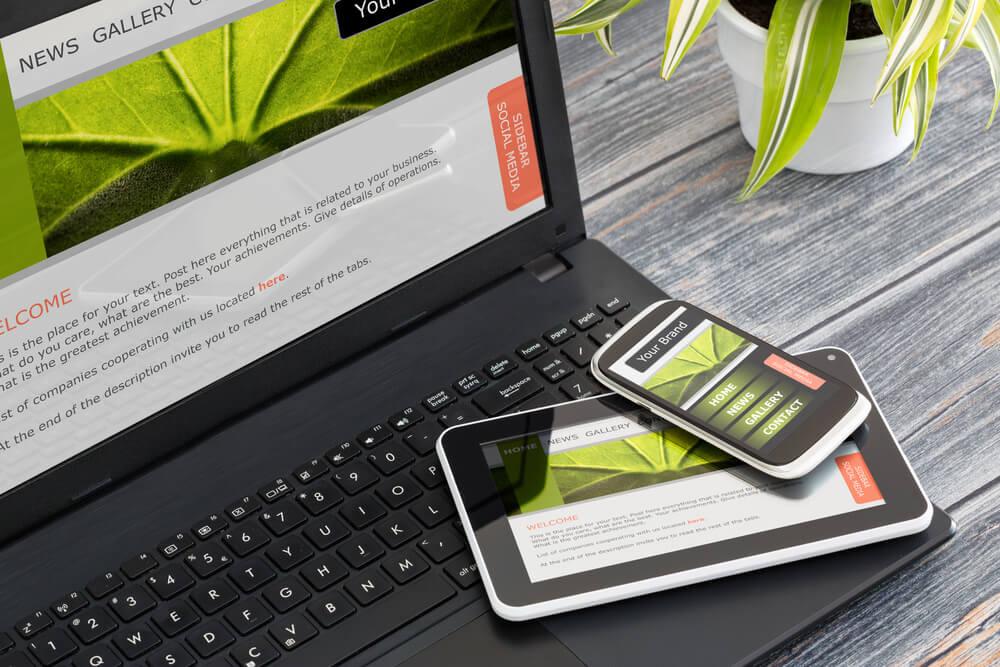 promouvoir sont image de marque sur les différents appareils web