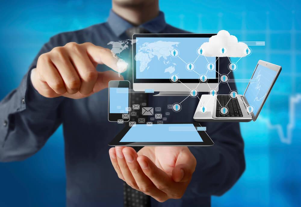 marketing représenter sous différentes formes numériques
